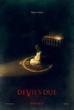 Poster from 'Devil's Due'