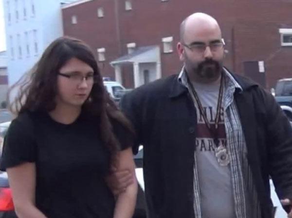 Satanic Teen Serial Killer Miranda Barbour Kept Journal Chronicling Her Alleged Crimes (or Fantasies)