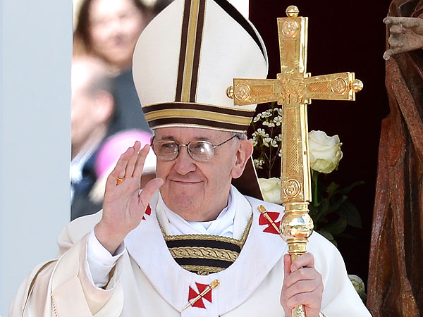 Pope Francis Talks Satan in Sunday Homily