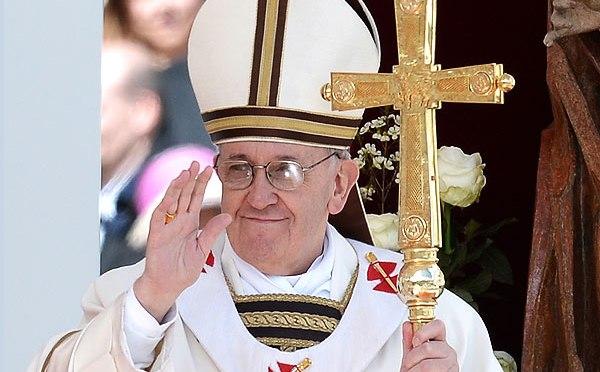Pope Francis Talks Satan in Sunday Homily
